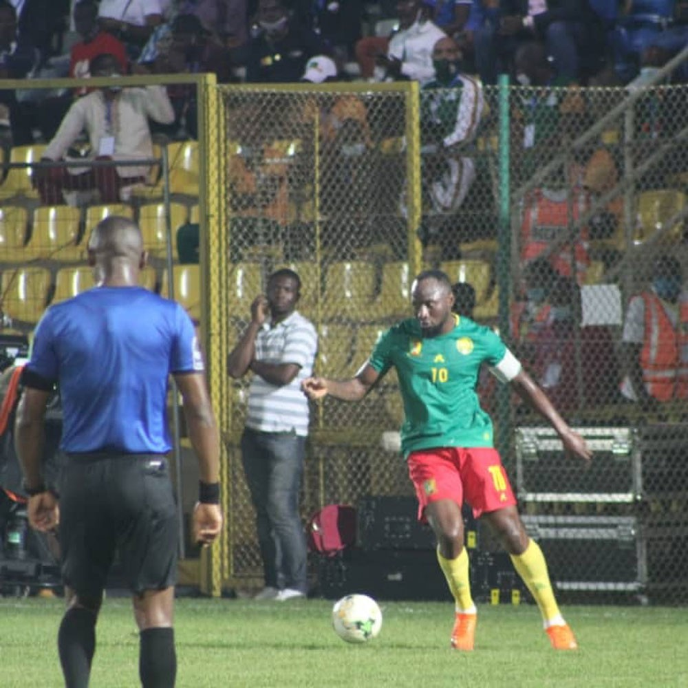 Cameroun 1-0 Zimbabwé : « Jacques Zoua a été bon» selon Ndtoungou Mpilé :: CAMEROON