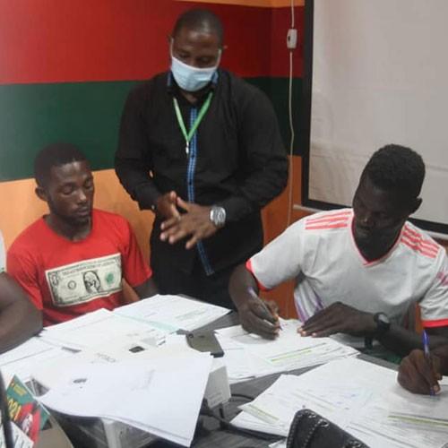 CAMEROUN :: CANON YAOUNDÉ : Le salaire des joueurs désormais payés par virement bancaire :: CAMEROON