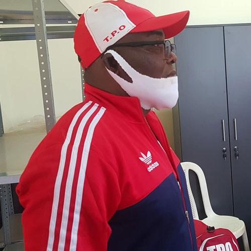 CAMEROUN :: Le portier Alain Ekollé désigné homme du match :: CAMEROON