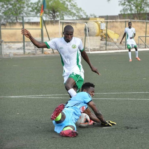 CAMEROUN :: Fovu de Baham prend la tête :: CAMEROON