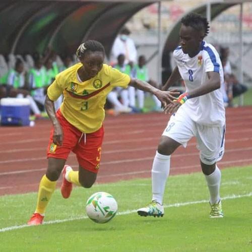 RCA 0-1 Cameroun: Les Lionnes Indomptables passe par le chas de l'aiguille :: CAMEROON