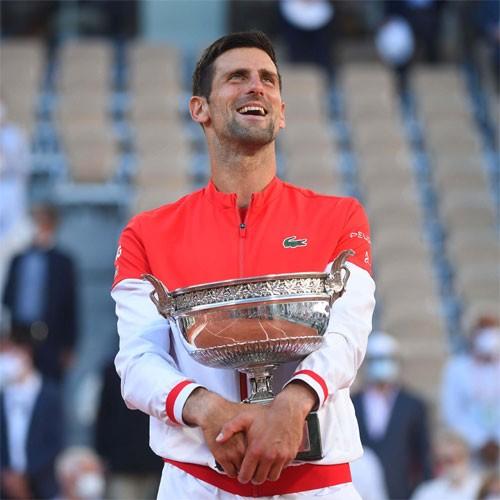 FRANCE :: Roland-Garros: Djokovic remporte son 19e Grand Chelem :: FRANCE