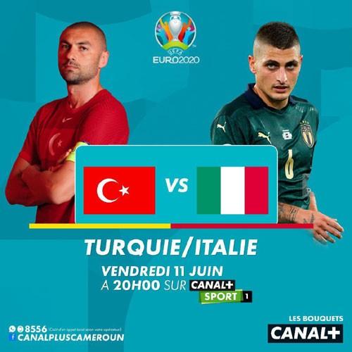CAMEROUN :: Canal + sort le grand jeu pour l'Euro et la Copa America :: CAMEROON