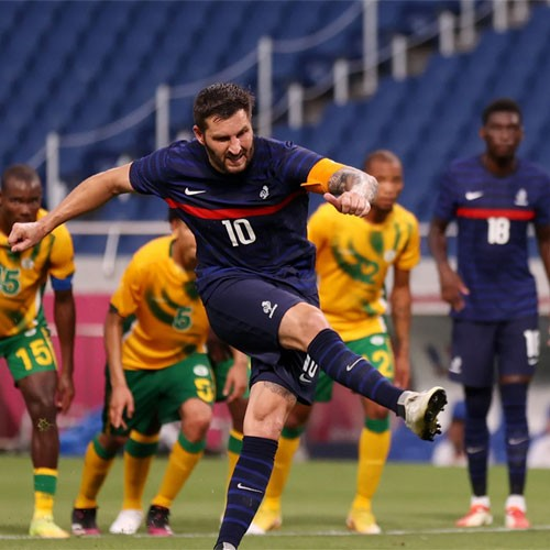France 4-3 Afrique du Sud : Les bleus olympiques se donnent un peu d'air