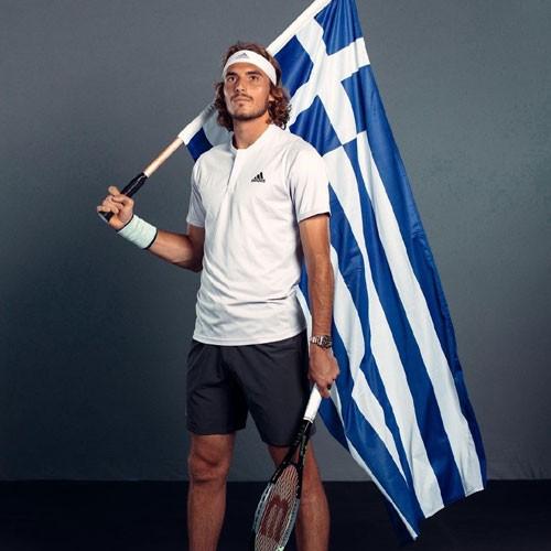 GRÈCE :: Roland-Garros: Première finale pour Stefanos Tsitsipas :: GREECE