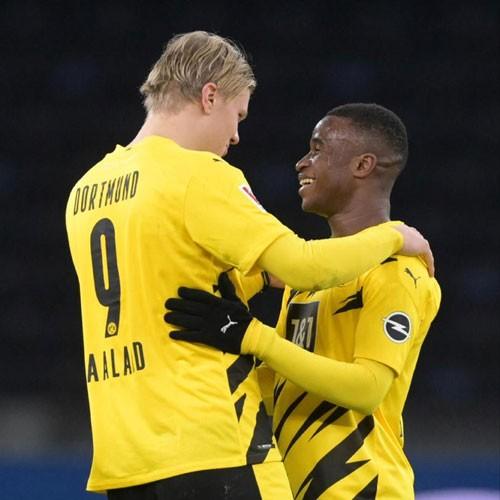 ALLEMAGNE :: Dortmund gagne sans Moukoko :: GERMANY