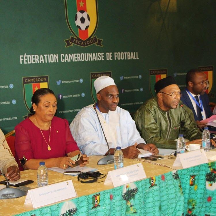 CAMEROUN :: La Fécafoot adopte un budget de 8,3 milliards :: CAMEROON