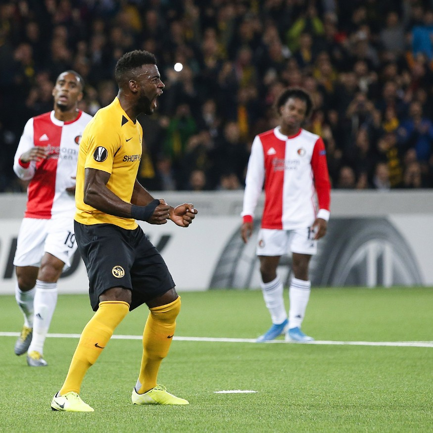 CAMEROUN :: Super League Suisse : Jean-Pierre Nsamé élu meilleur joueur :: CAMEROON