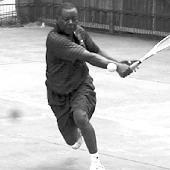 "CAMEROUN :: Jeannot Ngoué : ""J'ai joué avec Yannick Noah"" :: CAMEROON"
