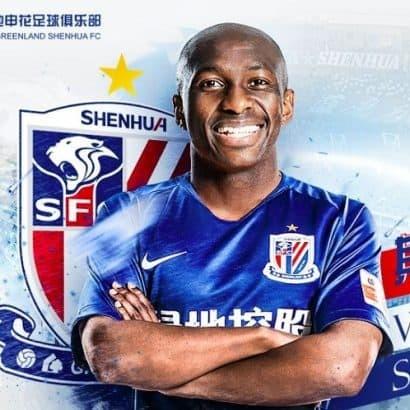 CAMEROUN :: Stéphane Mbia signe au Shanghai Shenhua :: CAMEROON
